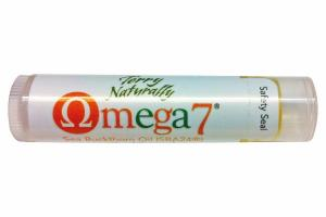 OMEGA-7 LIP BALM, SEA BUCKTHORN OIL