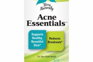 SUPPORTS HEALTHY, BEAUTIFUL SKIN, REDUCES BREAKOUTS DIETARY SUPPLEMENT CAPSULES