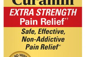 CURAMIN EXTRA STRENGTH PAIN RELIEF DIETARY SUPPLEMENT