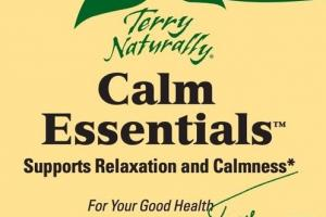 CALM ESSENTIALS SUPPORTS RELAXATION AND CALMNESS DIETARY SUPPLEMENT SOFTGELS