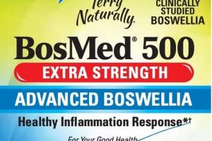 BOSMED 500 EXTRA STRENGTH DIETARY SUPPLEMENT SOFTGELS