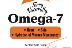 OMEGA-7 DIETARY SUPPLEMENT SOFTGELS