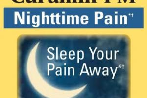 CURAMIN PM NIGHTTIME PAIN DIETARY SUPPLEMENT CAPSULES