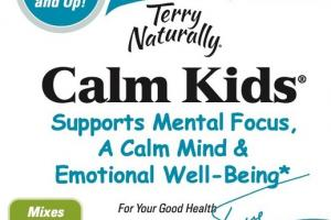 CALM KIDS DIETARY SUPPLEMENT CAPSULES