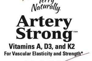 ARTERY STRONG DIETARY SUPPLEMENT SOFTGELS