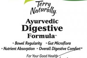 AYURVEDIC DIGESTIVE FORMULA DIETARY SUPPLEMENT CAPSULES