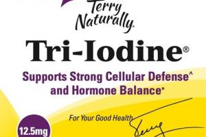 SUPPORTS STRONG CELLULAR DEFENSE AND HORMONE BALANCE DIETARY SUPPLEMENT CAPSULES