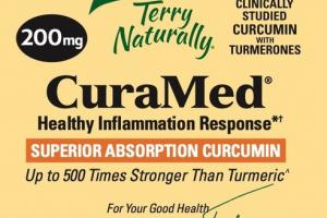 SUPERIOR ABSORPTION CURCUMIN DIETARY SUPPLEMENT CAPSULES