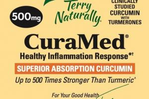 HEALTHY INFLAMMATION RESPONSE SUPERIOR ABSORPTION CURCUMIN 500MG DIETARY SUPPLEMENT CAPSULES