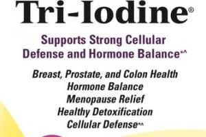TRI-IODINE DIETARY SUPPLEMENT CAPSULES