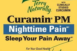 NIGHTIME PAIN WITH CLINICALLY STUDIED CURCUMIN  DIETARY SUPPLEMENT CAPSULES