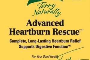 COMPLETE, LONG-LASTING HEARTBURN RELIEF SUPPORTS DIGESTIVE FUNCTION DIETARY SUPPLEMENT SOFTGELS