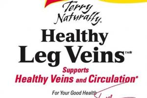 HEALTHY VEINS AND CIRCULATION SUPPORTS DIETARY SUPPLEMENT CAPSULES
