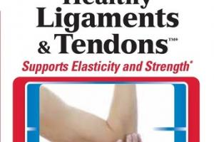 HEALTHY LIGAMENTS & TENDONS SUPPORTS ELASTICITY AND STRENGTH DIETARY SUPPLEMENT CAPSULES