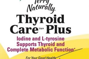THYROID CARE PLUS DIETARY SUPPLEMENT CAPSULES