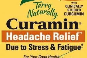 CURAMIN HEADACHE RELIEF DIETARY SUPPLEMENT TABLETS