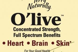 O'LIVE DIETARY SUPPLEMENT SOFTGELS