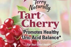 TART CHERRY PROMOTES HEALTHY URIC ACID BALANCE DIETARY SUPPLEMENT CAPSULES