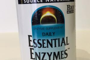 Daily Essential Enzymes Supplement