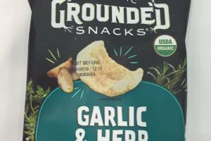 Organic Baked Grain Bites