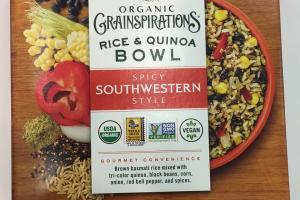 Organic Rice & Quinoa Bowl