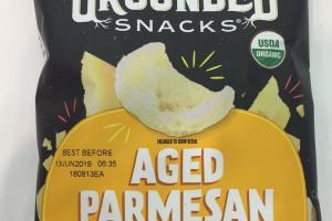 Organic Baked Grain Bites Snacks