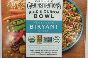 Rice & Quinoa Bowl