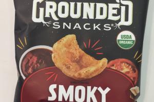 Baked Grain Bites, Organic Grounded Snacks
