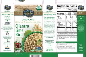 CILANTRO LIME RICE & SEASONING MIX