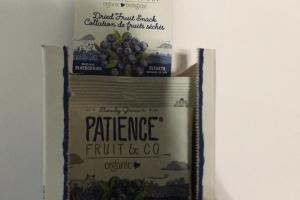 Organic Dried Fruit Snack