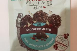Organic Chococrunch Bites