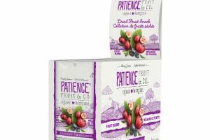ORGANIC CLASSIC FRUIT BLEND SWEETENED DRIED CRANBERRIES, TART CHERRIES & WILD BLUEBERRIES
