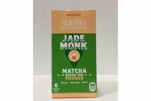 PALAU PEACH MATCHA GREEN TEA POWDER