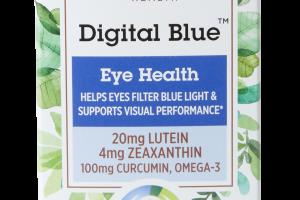 Digital Blue Eye Health Dietary Supplement
