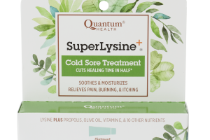 Cold Sore Treatment Ointment