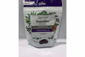 ELDERBERRY RASPBERRY LOZENGES IMMUNE SUPPORT FORMULATED WITH ZINC GLUCONATE DIETARY SUPPLEMENT