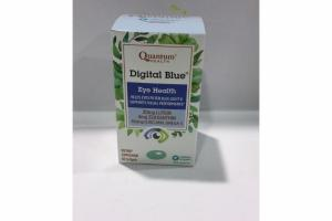 EYE HEALTH HELPS EYES FILTER BLUE LIGHT & SUPPORTS VISUAL PERFORMANCE DIETARY SUPPLEMENT SOFTGELS