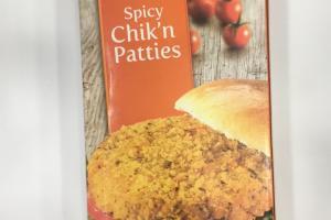 Spicy Chik'n Patties
