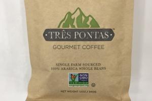 100% Arabica Whole Beans Gourmet Coffee