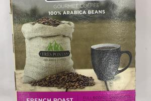 100% Arabica Beans Gourmet Coffee
