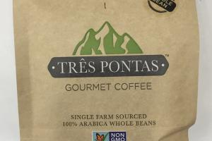 100% Arabica Whole Beans Gourmet Coffee