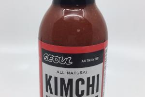 Kimchi Hot Sauce