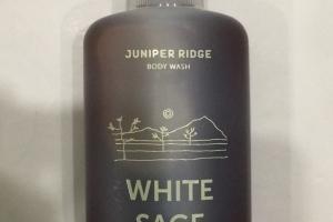 White Sage Body Wash