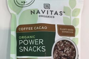 Organic Power Snacks