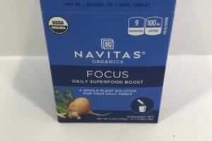 FOCUS DAILY SUPERFOOD BOOST POWDERED MIX