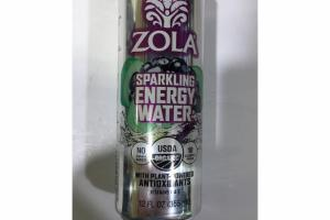 BLACKBERRY CUCUMBER SPARKLING ENERGY WATER
