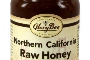 Local Northern California Raw Honey