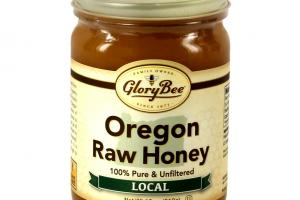 Local Oregon Raw Honey