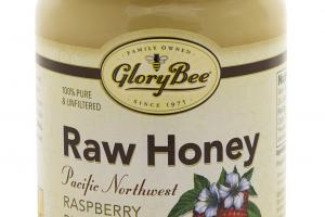 Raw Raspberry Blossom Honey
