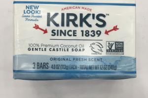 Gentle Castile Soap
